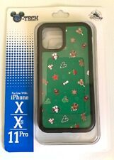 NEW DISNEY EXCLUSIVE DTECH  HOLIDAY SNACKS THEMED iPHONE X, XS & 11PRO CASE