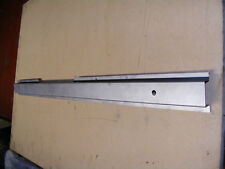 range rover classic front inner wing rail pair