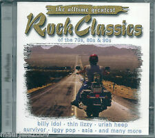 Rock Classics 1 (1999) 2CD NEW Scorpions Wind Of Change Billy Idol White Wedding