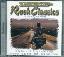 Rock Classics 1 (1999) 2CD NEW Scorpions Wind Of Change Billy Idol White Wedding