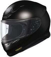 schwarzer Motorradhelm SHOEI NXR Plain 530652 M