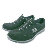 Skechers Womens Gratis-Going Places Shoes Black Size 10 M
