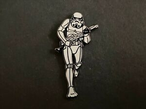 Vintage 1994 Star Wars - Stormtrooper Running RARE HTF Disney Pin 66433