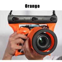 Waterproof Housing Case Bag Dry Pouch For Nikon Canon SLR DSLR Camera Handy
