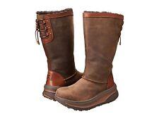 Authentic UGG Australia Womens Klarissa Waterproof Boots Chocolate Brown Size 5