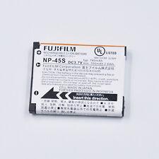 Genuine Original FujiFilm NP-45S Battery for FinePix J26 J27 J30 J35 Z71 Z80 Z81