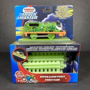 Thomas & Friends Track Master Hyper Glow Percy Motorized Railway Engine NEW