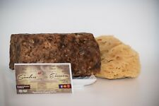 100% Raw African Black Soap Bar Unrefined from Ghana/ premium Quality WHOLESALE