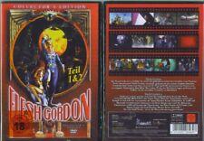 Flesh Gordon - Teil 1 & 2 - OVP DVD!