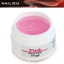 """PROFESSIONALE Composizione di Gel UV rosa. """"NAIL1.EU FUCSIA Universale"""" 7ml/"""
