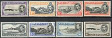 1938 Ascention Sg 38/44 Short Set of 8 Values Mounted Mint