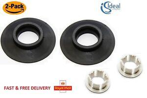 2 X Genuine Ideal Standard ARMITAGE SV01967 FLUSHVALVE SEAL including CLIP