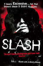 Slash: The Autobiography by Slash, NEW Book, FREE & Fast Delivery, (Paperback)