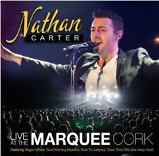 NATHAN CARTER - LIVE AT THE MARQUEE CORK CD 2015