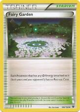 Fairy Garden 100/124 (4x) - Pokemon XY Fates Collide - FREE SHIPPING