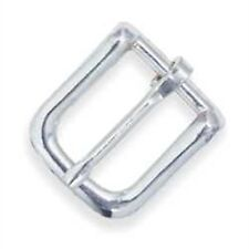 """Bridle Buckle #12 3/4"""" Nickel 1602-02 by Tandy Leather"""