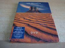 LED ZEPPELIN 2 DISC DVD SET + BOOKLET - EXCELLENT CONDITION