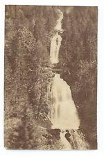 D006 Photographie vintage original Suisse 1873 Albuminé Albumen