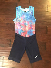 Nike Elite Pro Sponsored 2017 Speedsuit Singlet Track & Field Running Sz. Large