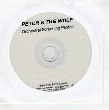 (GT980) Peter & The Wolf, Orchestral Screening Photos - DJ DVD