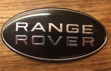 1x RANGE ROVER FRONT GRILL / REAR TAILGATE BOOT BADGE Range Rover, Sport, VOGUE