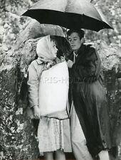 JEAN SEBERG PETER FONDA LILITH  1964 VINTAGE PHOTO ORIGINAL #1