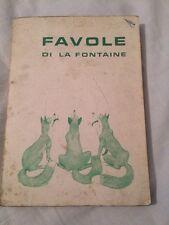 Libro Favole Di La Fontaine Raccontate Da Gina Marzetti Noventa