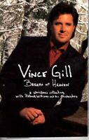Vince Gill Breath Of Heaven 1998 Cassette Tape Album Holiday Country Folk Rock