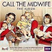 Call The Midwife: The Album, Various Artists CD | 5014797760516 | Acceptable