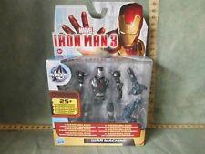 Hasbro - Marvel -Figurine Iron Man 3 - War Machine Interchangeable Avengers