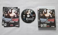 WWE SmackDown vs Raw 2010 Featuring ECW (Sony Playstation 3, 2009)