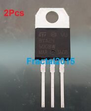 2PCS BTA24-600BW BTA24-600 TO-220 25A TRIACS  STMicroelectronics