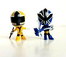 Power Rangers Super Samurai Cristal Bleu Requin Zord Megazord