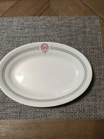 CANADIAN PACIFIC  OVAL DISH GRINDLEY HOTEL WARE