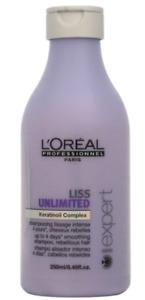 L'Oreal Serie Expert Liss Unlimited Shampoo, 8.45 fl oz
