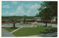 Tallahassee,  Florida, Early View of The Southernaire Motel