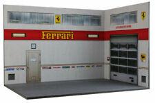 Milena Rose Ferrari Garage Atelier Échelle 1:18 Diorama (18-3-F-AX-AY-003)