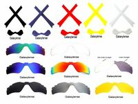 Galaxy Replacement Lenses For Oakley Radar Path Vented Sunglasses Multi-Color