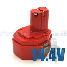 Batteria per MAKITA 1422 1433 1434 1435 1435F 193060-0 14,4V/3000mAh