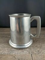 Vintage Raimond Viners of Sheffield English Pewter Tankard Made in England