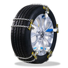 Car Truck Tire Anti-skid Chains Thickened Tendon Wheel Chain for Snow Mud Road