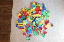 2 Pounds 6 Ounces LEGO Duplo Blocks Wheels Car Train Car Number Blocks