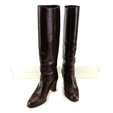 Gucci boots Brown Woman Authentic Used T3400