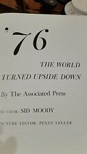 '76 The World Turned Upside Down,American Revolution,Sid Moody