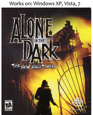 Alone in the Dark: The New Nightmare PC Game