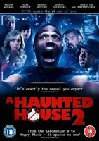 A Haunted House 2 (DVD) (NEW AND SEALED) (REGION 2)