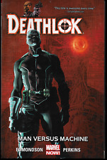 Deathlok Vol 2: Man Versus Machine by Edmondson & Perkins 2015, Tpb Marvel Oop