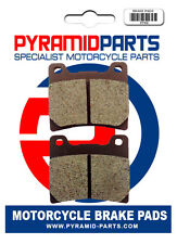 Rear brake pads for Yamaha FZR600 1989