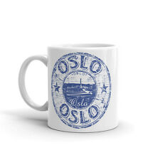 Oslo Norway High Quality 10oz Coffee Tea Mug #5911
