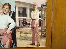 1965 Cleveland Press TV Mag. COVER(BARBARA  STANWYCK/LINDA  FOSTER/LLOYD BRIDGES